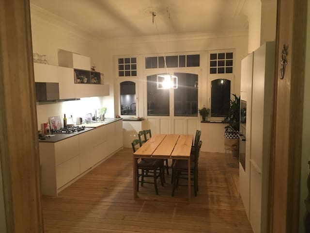 Freshly renovated apartment, very cosy