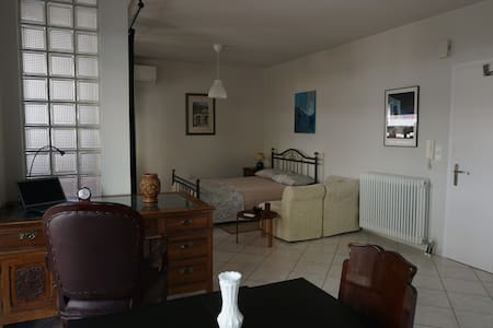 Nafpaktos Studio Apartment by the beach