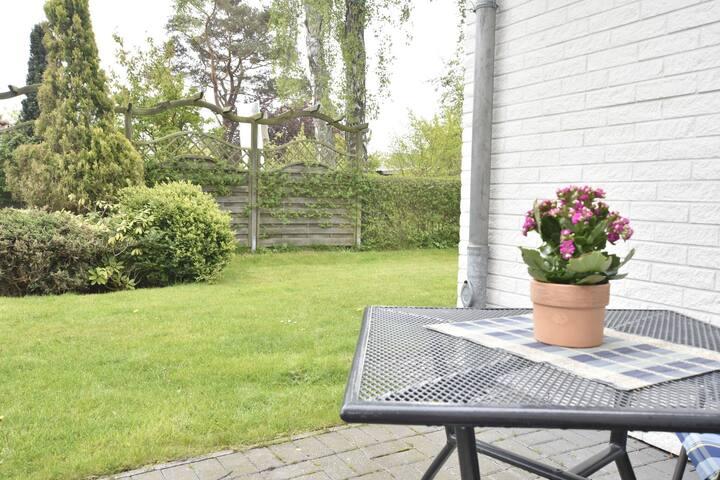 Ruhiges Ferienhaus mit Garten in Zingst Deutschland