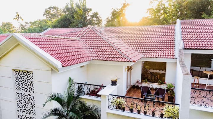 Luxurious Villa @ Assagoa (3bhk)