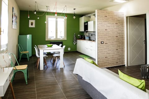 Green&Love Apartment