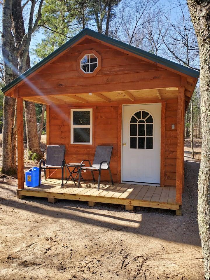 Creekside Cabins -Semi Rustic