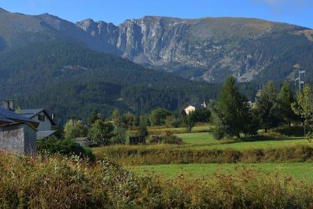 Appartement de montagne, au pied du Cambre d'Aze. - Saint Pierre dels Forcats - 公寓