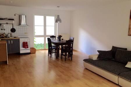 Goethe und Schiller als Nachbarn - Apartment