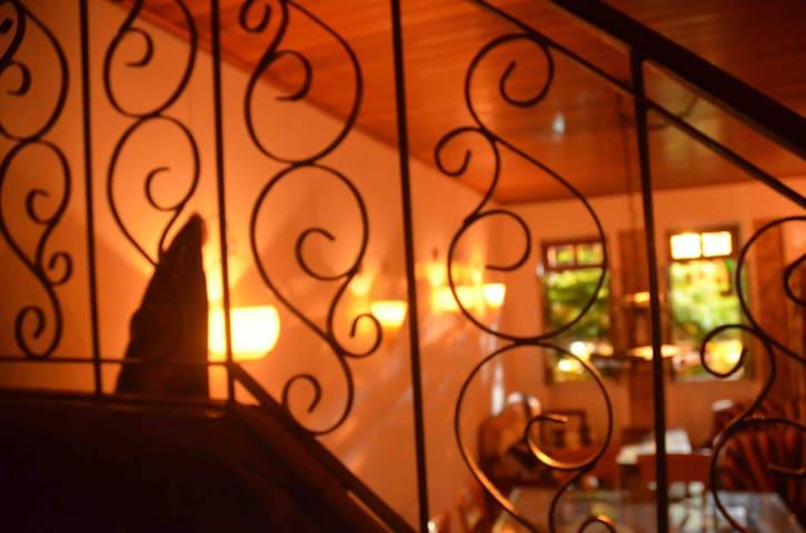 Quarto 1 (Casa Mameluco) - Itacaré