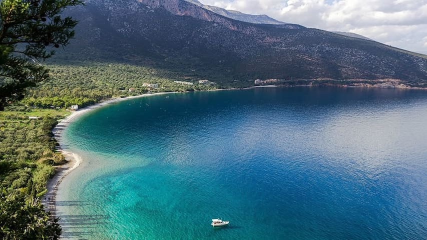 Camping Zaritsi - Tyros