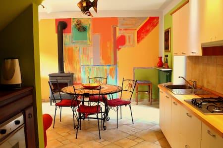 Agriturismo La Casa de Colores - Moretta