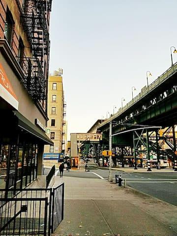 Manhattan-very close to everywhere muy cercadetodo