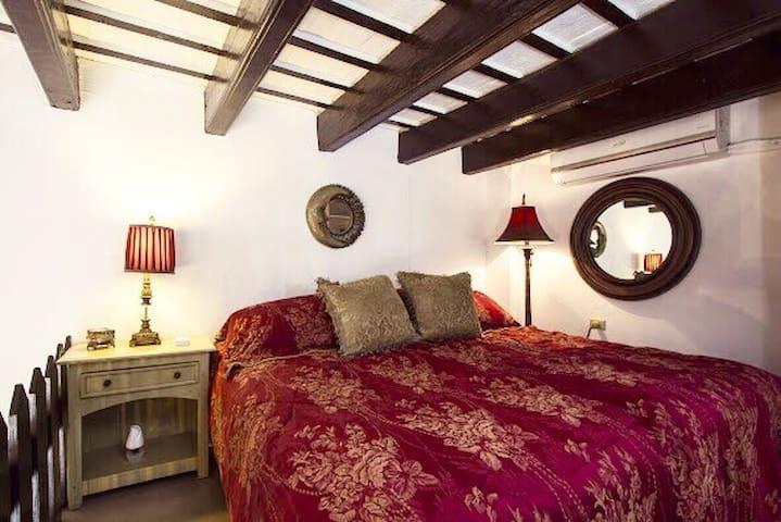 Upper level/bedroom.