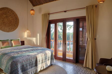 205 Lovely room with water coconut forests view