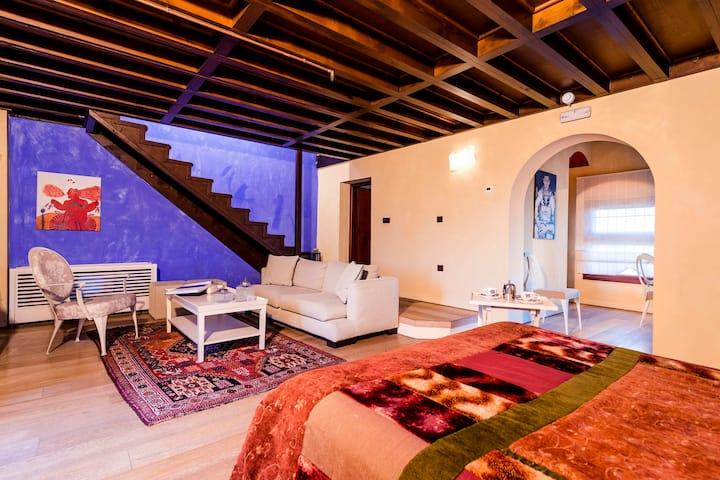 Deluxe Suite Thalassa