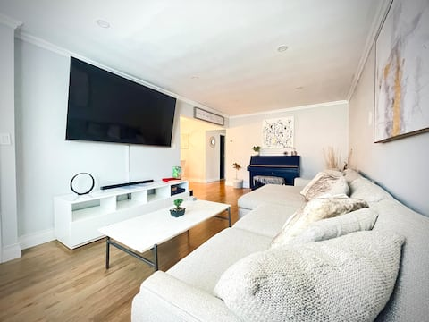 Modern & Convenient NYC 2BR 25m to Penn Station!