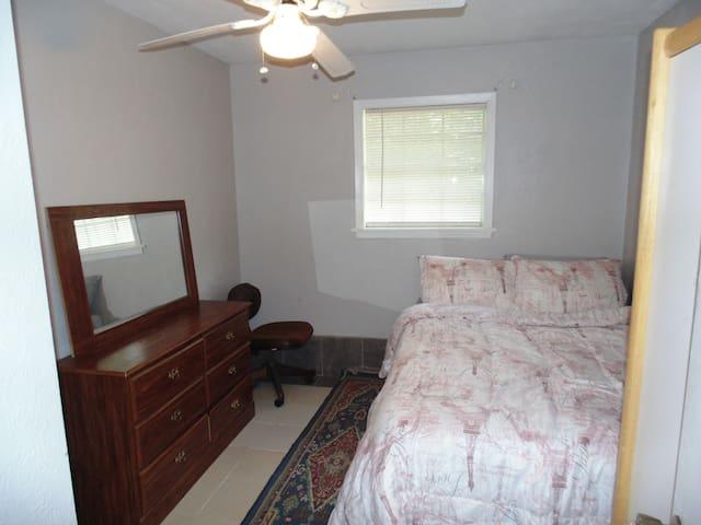 Bedroom #2 in Excellent, neighborhood, Clean Home.
