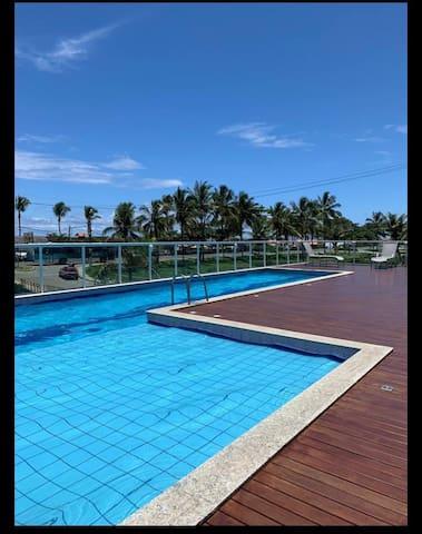 Ilhéus- Apto Residencial Clube a Beira Mar
