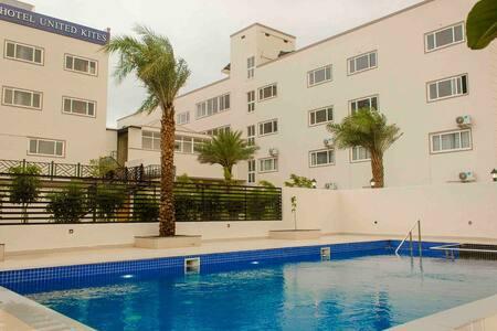 NAMSTAY ! Hotel United Kites (Hassan)