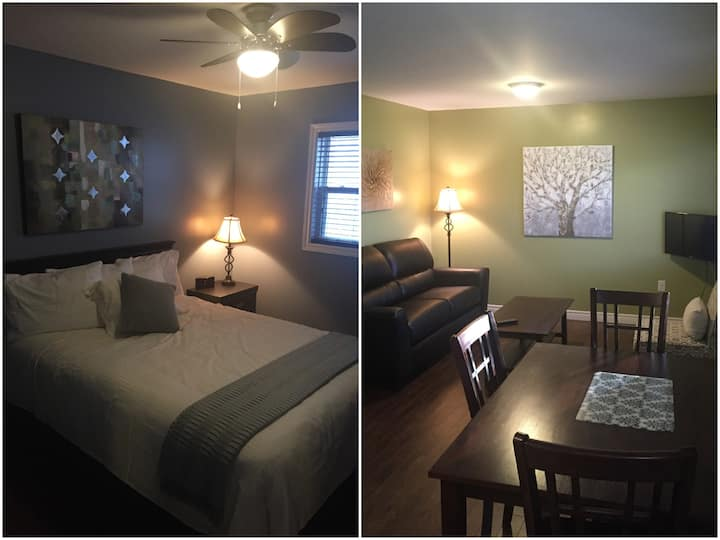 Berry Heights Suites - Spacious New 2-Bdrm w/wifi