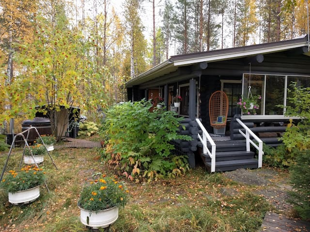 Siikatupa - Whitefish cabin