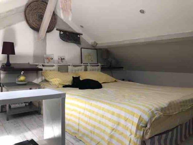 Petit nid confortable au calme