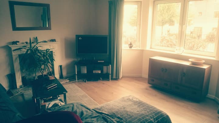 2 Bed flat. Centre of Cardiff. Perfect for events.
