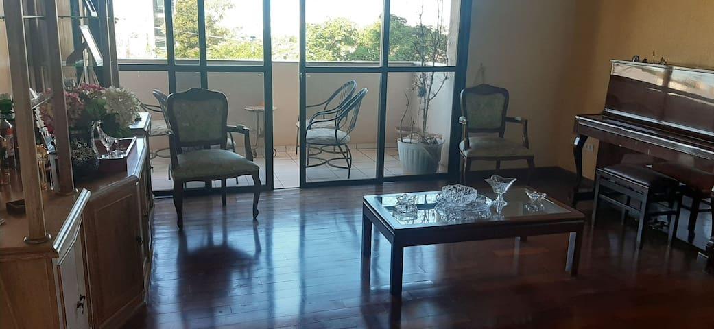 Apartamento confortável no Centro da Cidade