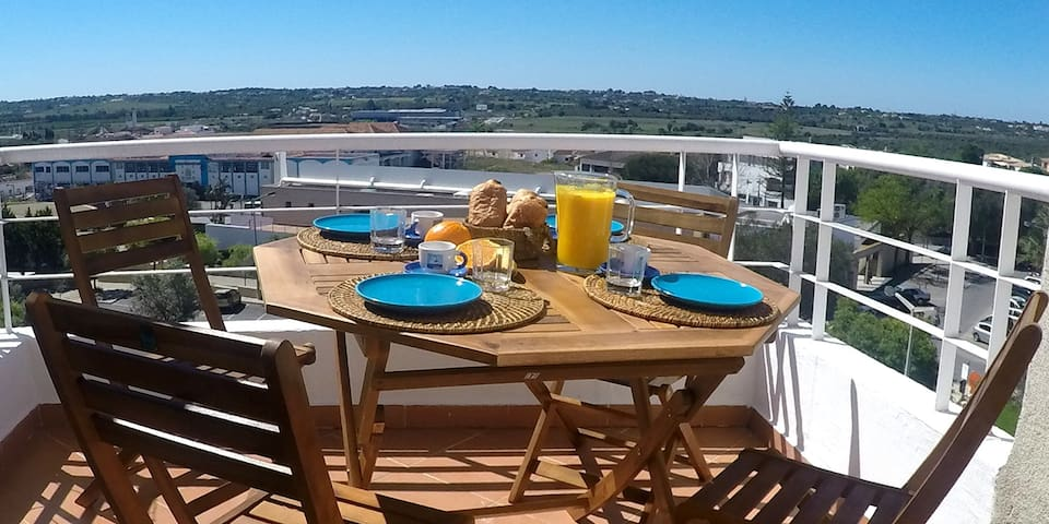 Appartement unique au centre de l'Algarve