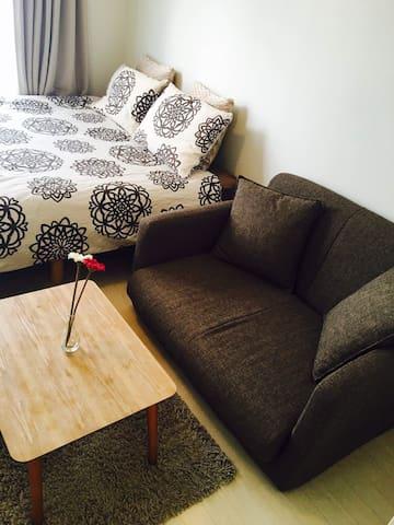 Relax room*Osaka Namba area Wi-Fi - 大阪市 - Wohnung