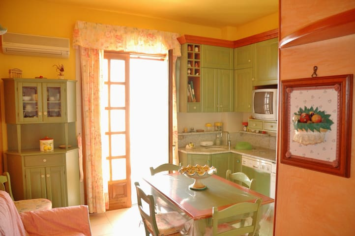 "House Mare e Monti Castelbuono ""great reception"" - Castelbuono - Appartement"