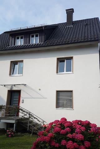 Urlaubshaus BodenSEE-SEEnah, FeWo