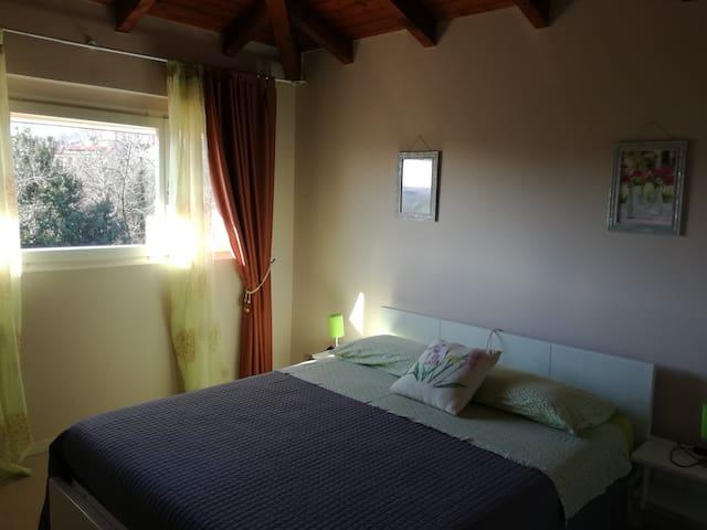 Mansarda's room