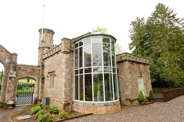 Gatehouse Adam lodge