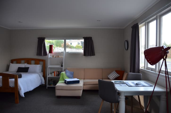 Haven in Taupo - Taupo - Apartamento