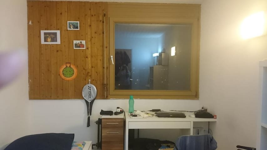 Nice&Bright Single Room Apartment at Favoritepark - Ludwigsburg
