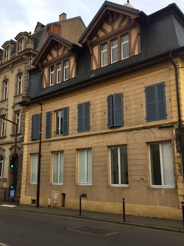Renovated ground floor studio with parking - Longeville-lès-Metz - อพาร์ทเมนท์