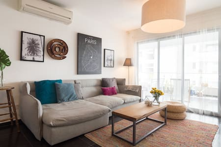 Luxury 1BR flat/Ideal for Business trip/CityCenter