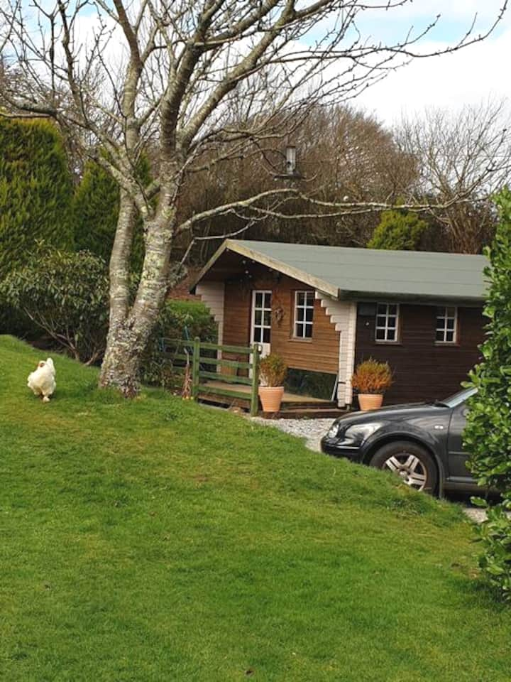 The Log Cabin (includes WiFi)
