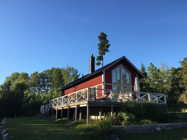 Modern house in the archipelago - Stärbsnäs - Hus
