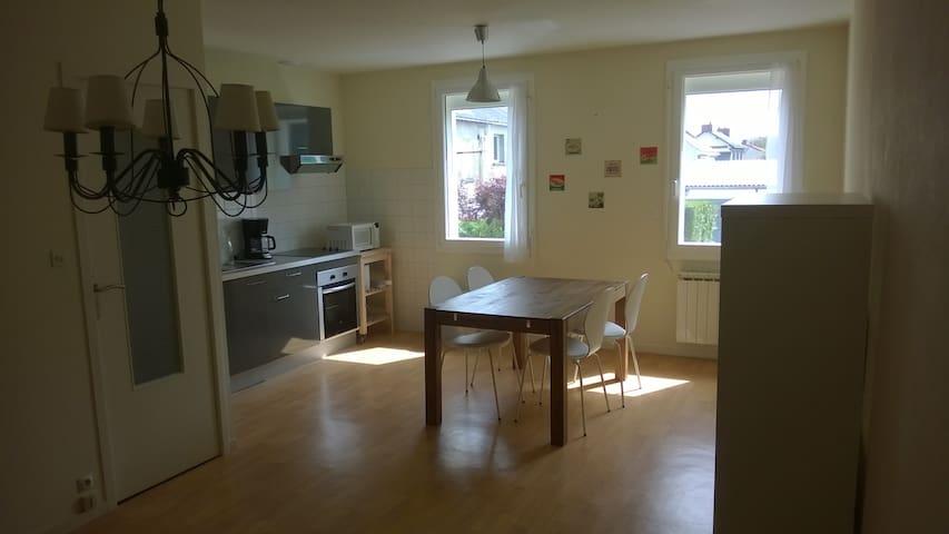 Appartement 3 pièces à 30 minutes du Puy du Fou - Cholet - Apartment