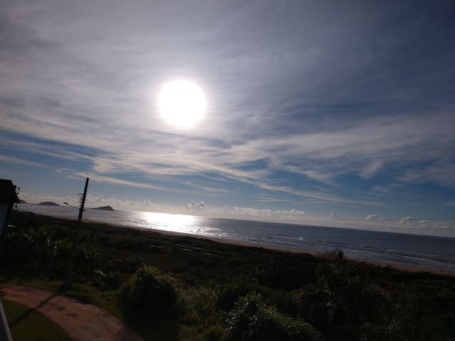 Furnished apart With Air Cond in Praia da Vila - 2
