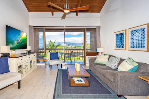 Beautiful 2BR Condo with view at Maui Vista Resort