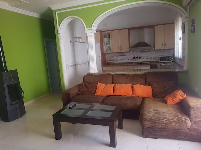 Apartamento Amplio cerca de Sevilla