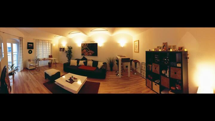 Moderne 70m2 Wohnung in Top Lage!