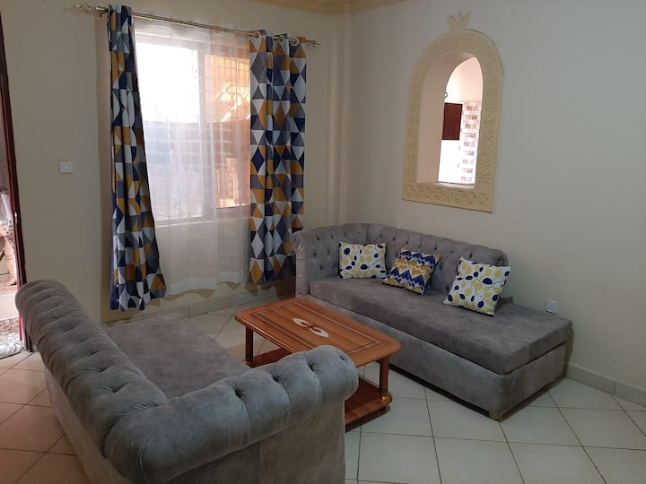 Clean, Pleasant, 1 Bedroom In Mombasa