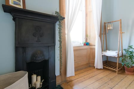 Double room in beautiful Southside tenement - Glasgow - Wohnung