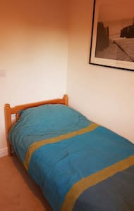 Private Room with Single Bed in Tamworth - Wilnecote - Casa