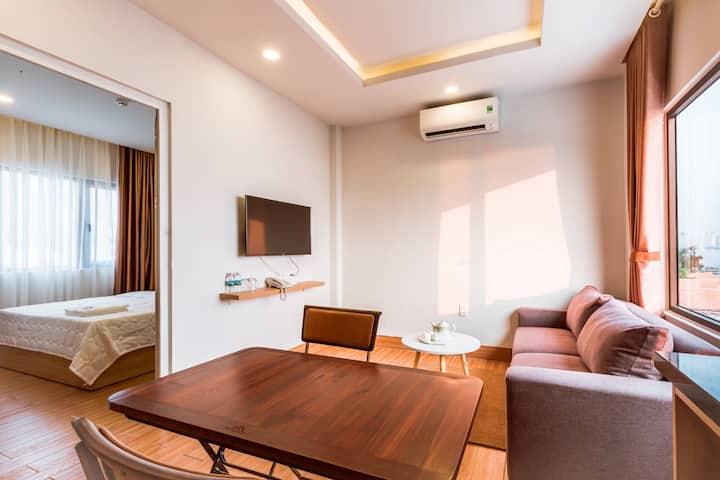 AQUA SEAVIEW HOTEL - STUDIO WITH SEAVIEW 01
