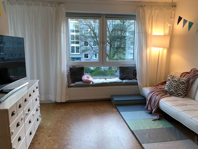 City Apartment close to Hannover Convention