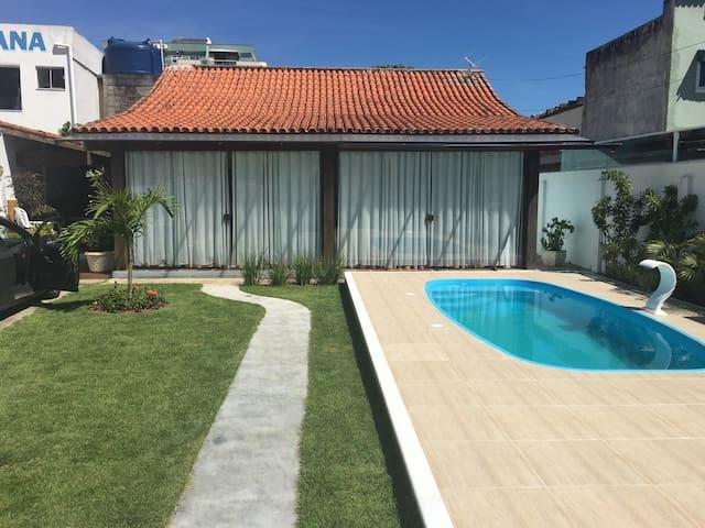 Casa de praia completa e aconchegante - Cabo Frio