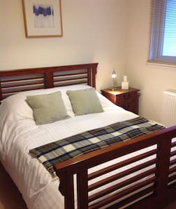 Comfortable double room in Kippen - Kippen - House