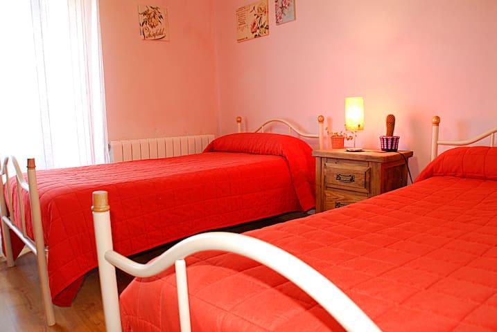 """Dormitorio """"Rosado"""""""