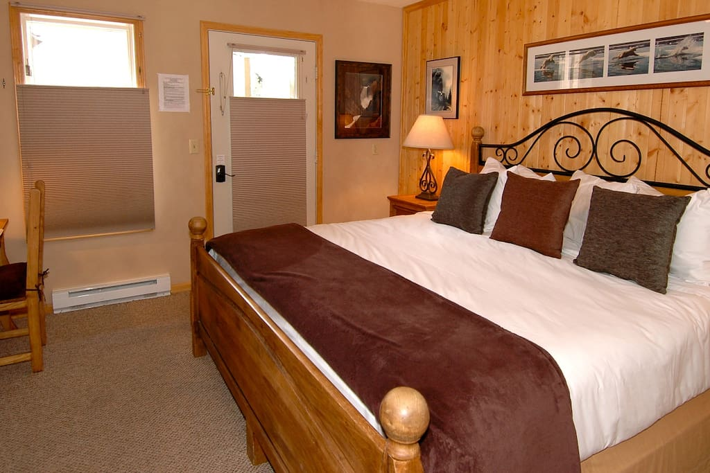 Viking Lodge 311 - one of our most popular rental condos!